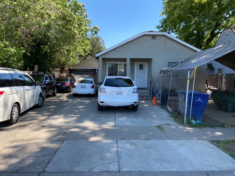 536 Santiago Ave, Sacramento, CA 95815 - MLS#: 221079262