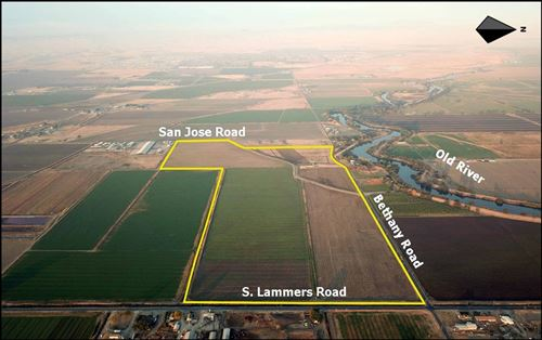 Photo of 20033 South Lammers Road, Tracy, CA 95220 (MLS # 19078274)