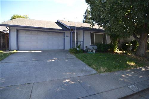 Photo of 813 Marshall Avenue, Modesto, CA 95351 (MLS # 20077277)