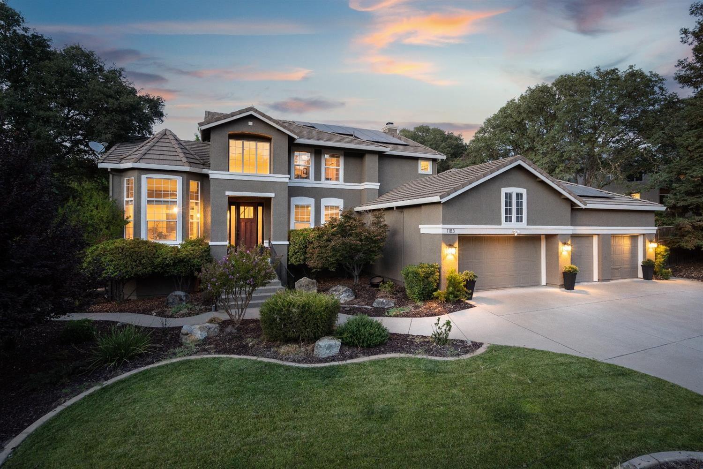 1183 Manning Drive, El Dorado Hills, CA 95762 - MLS#: 221092280