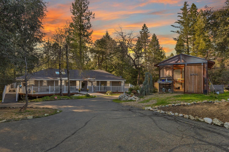 Photo of 4245 Glory Hole Road, Camino, CA 95709 (MLS # 221030330)
