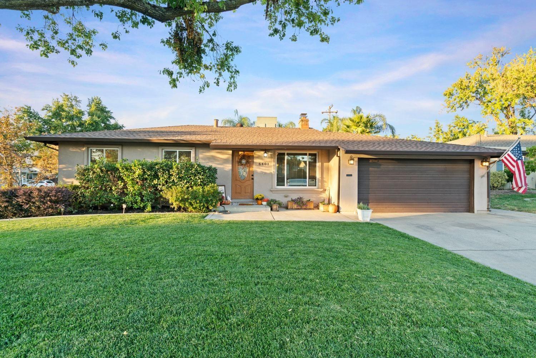 Photo of 6401 Templeton Drive, Carmichael, CA 95608 (MLS # 20063350)