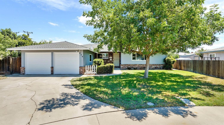 424 Oakwood Court, Manteca, CA 95336 - MLS#: 221076356