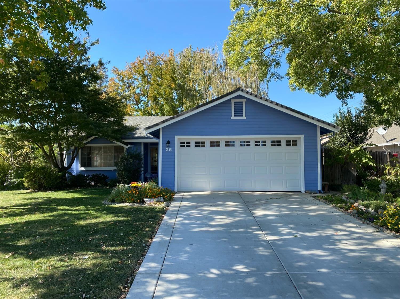 25 Claron Court, Sacramento, CA 95833 - MLS#: 221096429