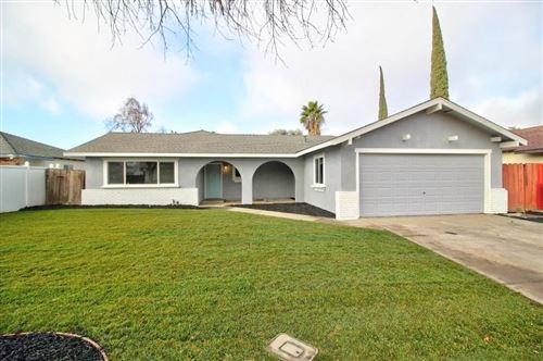 Photo of 1825 Rose Avenue, Modesto, CA 95355 (MLS # 20076447)