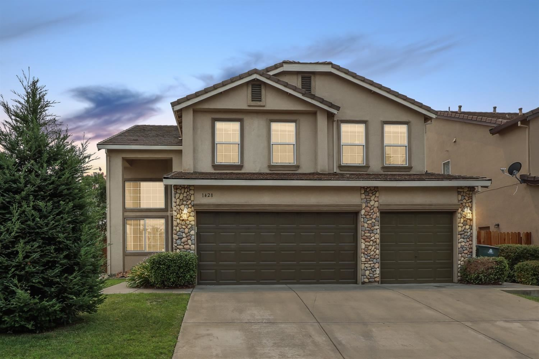 1428 Redwood Drive, Rocklin, CA 95765 - MLS#: 221091506