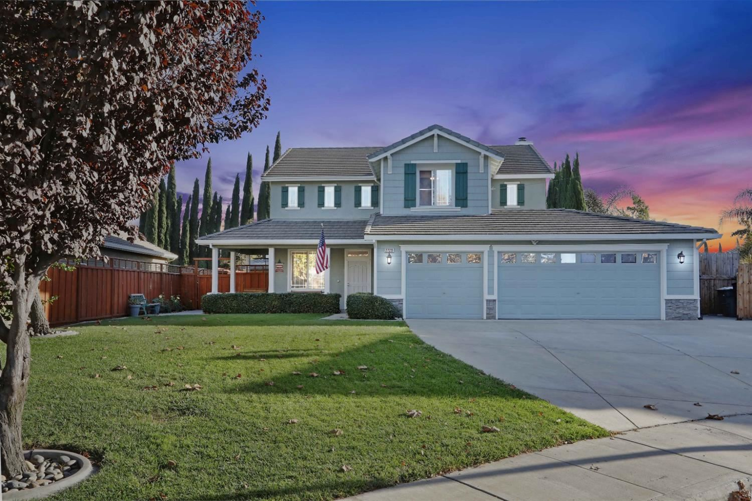 Photo of 2720 Old River Court, Tracy, CA 95377 (MLS # 20063520)