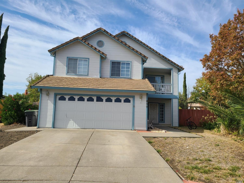850 Thetford Place, Fairfield, CA 94533 - MLS#: 321100585