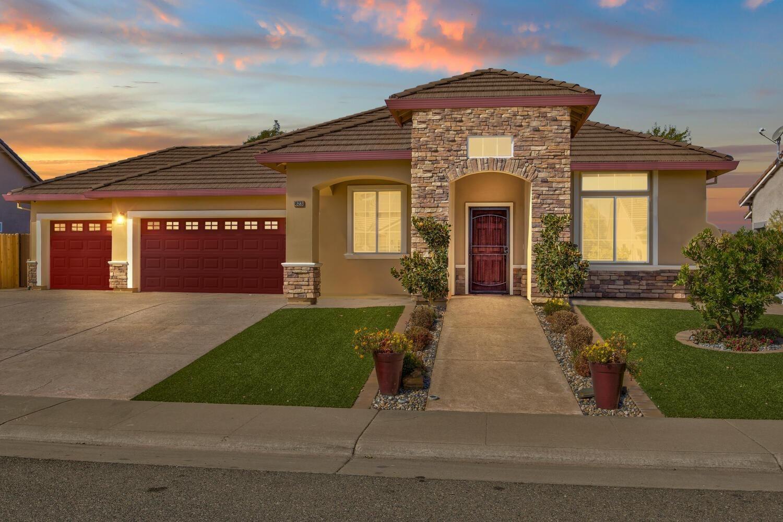 823 Dove Lane, Ione, CA 95640 - MLS#: 221125627