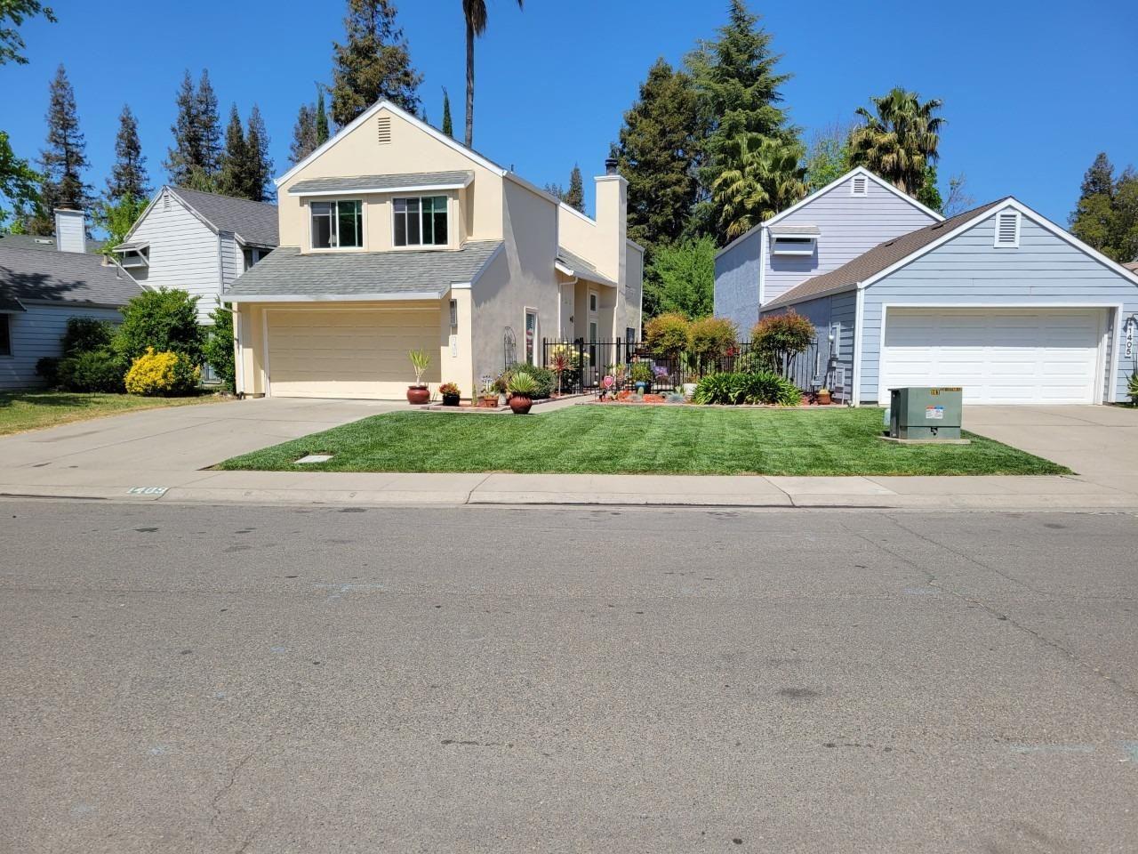 1409 Helmsman Way, Sacramento, CA 95833 - MLS#: 221114647
