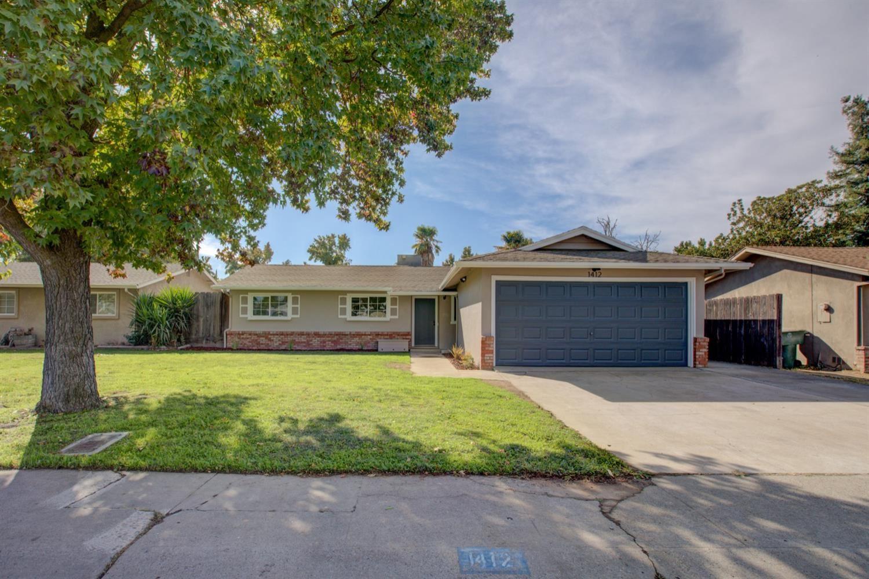 1412 Woodside Drive, Modesto, CA 95355 - MLS#: 221134647