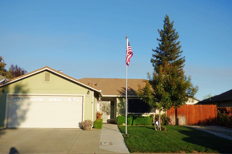 805 Brookside Drive, Woodland, CA 95776 - MLS#: 221133782