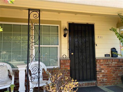 Photo of 821 Lampasas Avenue, Sacramento, CA 95815 (MLS # 221093841)