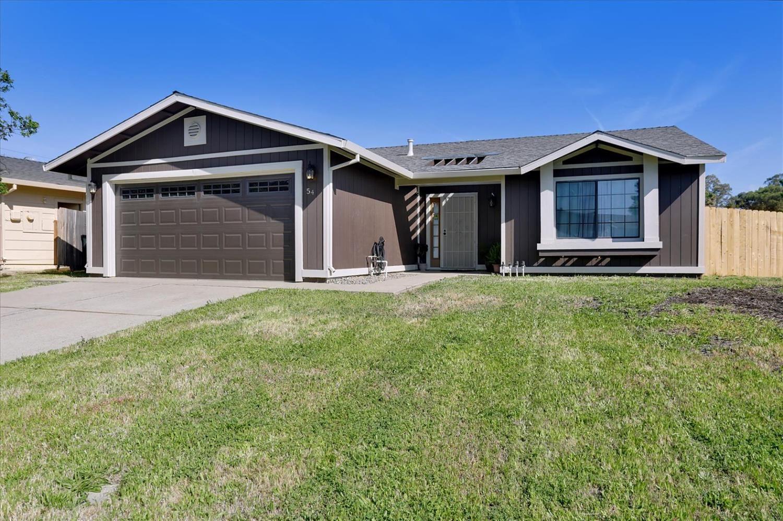 54 Desert Wood Court, Sacramento, CA 95823 - MLS#: 221051843