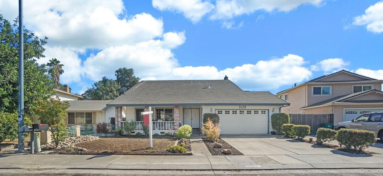 1608 Chapparal Way, Stockton, CA 95209 - MLS#: 221107884