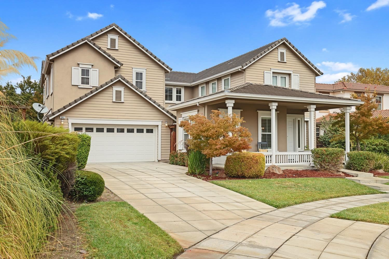 357 Ashlee Court, Mountain House, CA 95391 - MLS#: 221134909