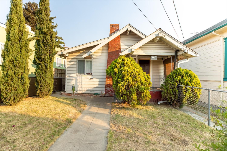 2194 Rosedale Avenue, Oakland, CA 94601 - #: 221130923