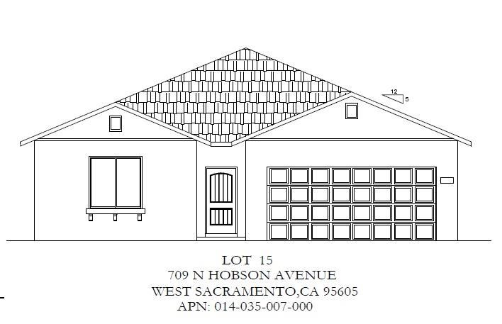 Photo of 709 North Hobson Avenue, West Sacramento, CA 95605 (MLS # 20062970)