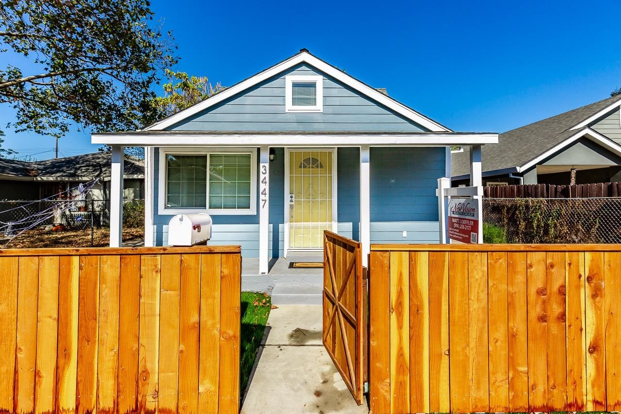 Photo of 3447 21st Avenue, Sacramento, CA 95820 (MLS # 20063976)