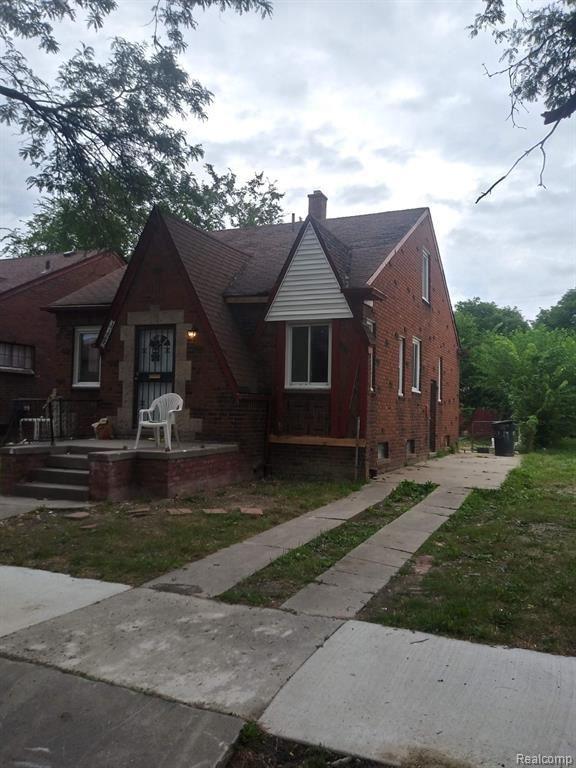 5510 DREXEL ST, Detroit, MI 48213- - #: 40014008