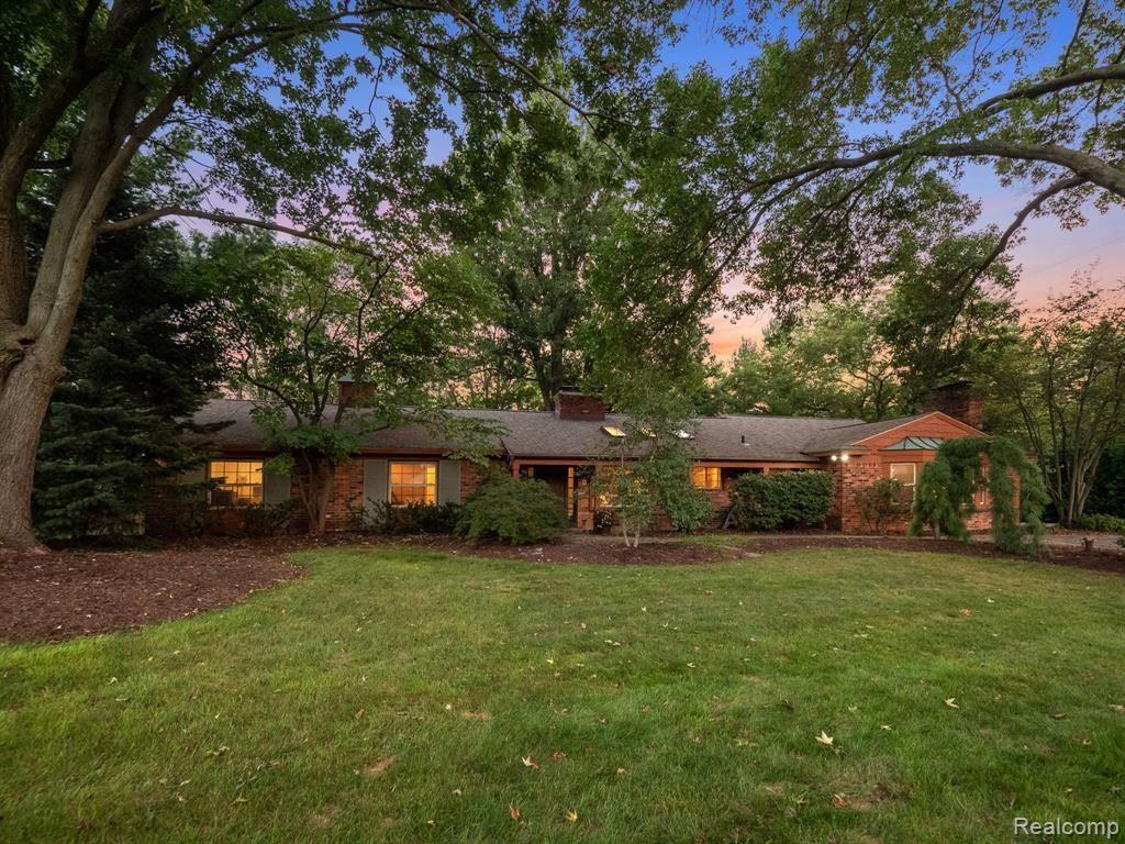 1971 CEDAR HILL DR, Bloomfield Hills, MI 48301-4111 - #: 40220115