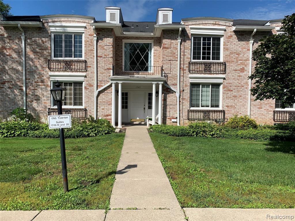 1745 TIVERTON RD, Bloomfield Hills, MI 48304 - #: 40217118