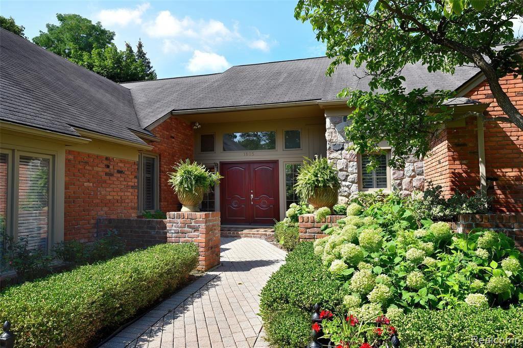 1805 TIVERTON RD, Bloomfield Hills, MI 48304-2346 - #: 40211134