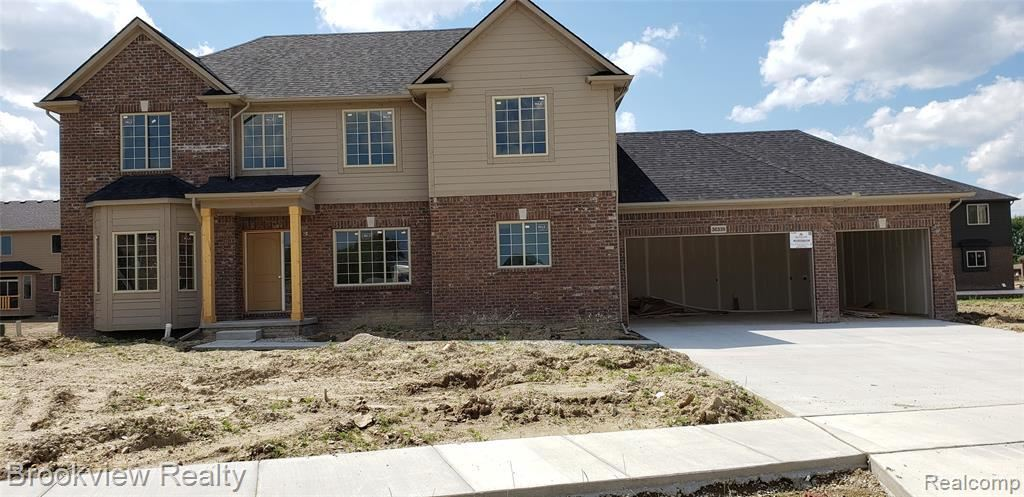 36338 ENGLISH CRT, Sterling Heights, MI 48310- - #: 40072138
