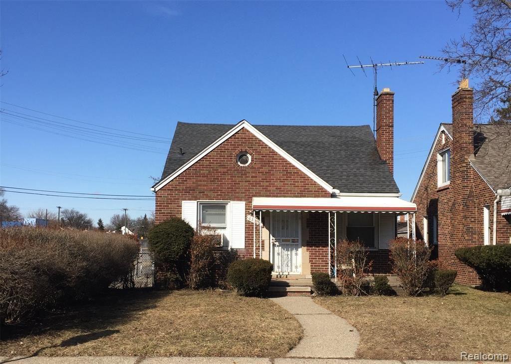 13801 FORDHAM ST, Detroit, MI 48205-2325 - #: 40103242