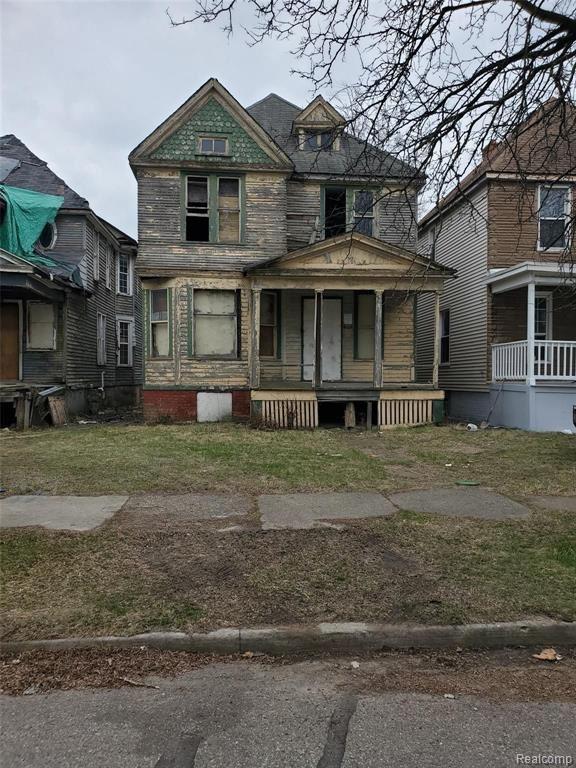 414 MOUNT VERNON ST, Detroit, MI 48202-2522 - #: 40043411