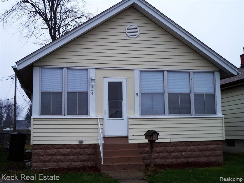 449 ATWOOD ST, Trenton, MI 48183-2743 - #: 40126460