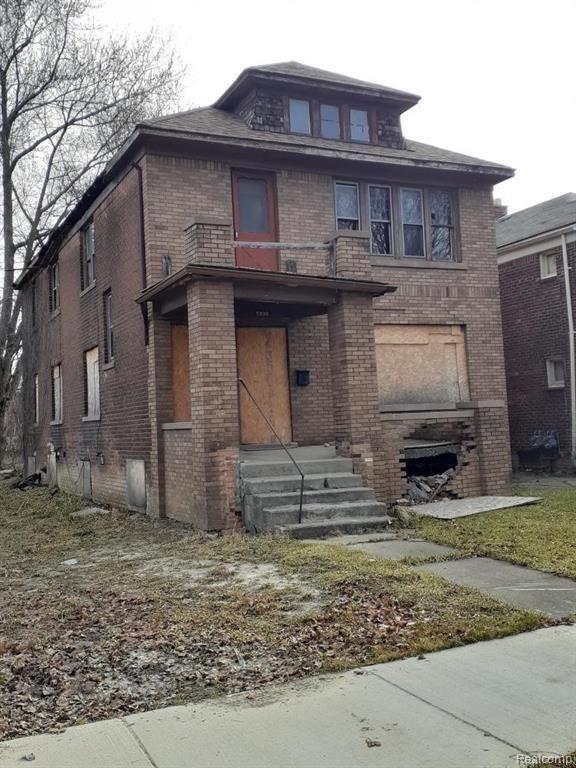 5930 EASTLAWN ST, Detroit, MI 48213-3614 - #: 40038605