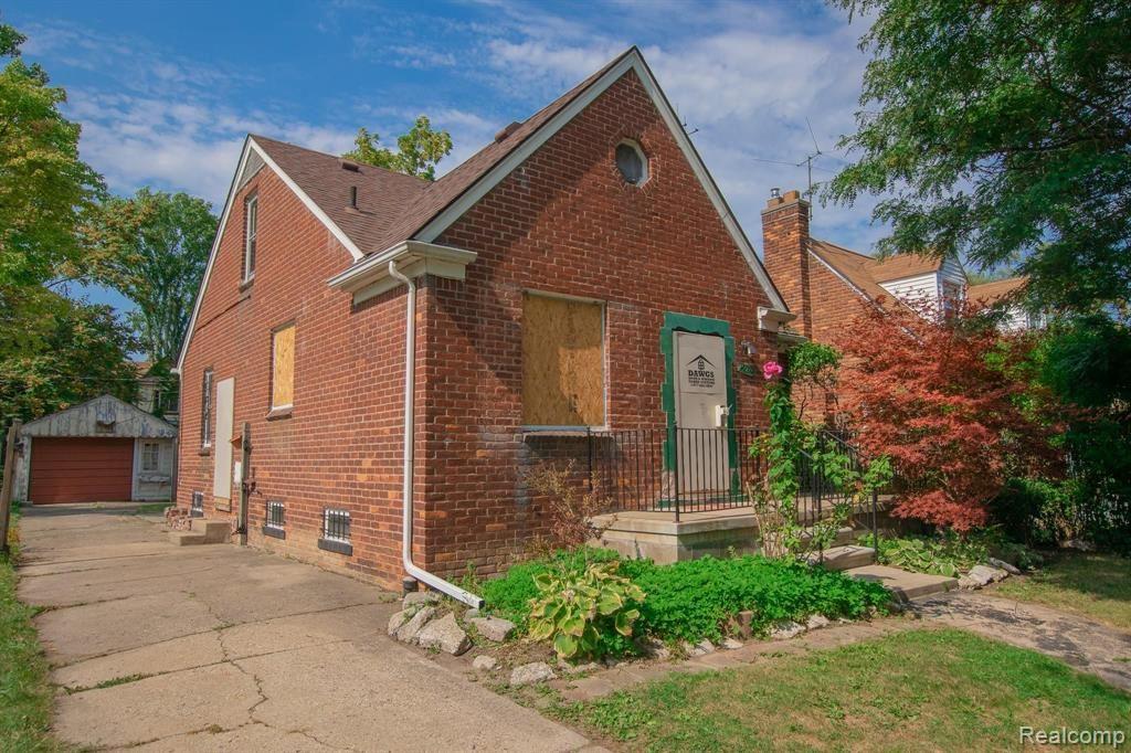 15509 RUTHERFORD ST, Detroit, MI 48227-1921 - #: 40110610