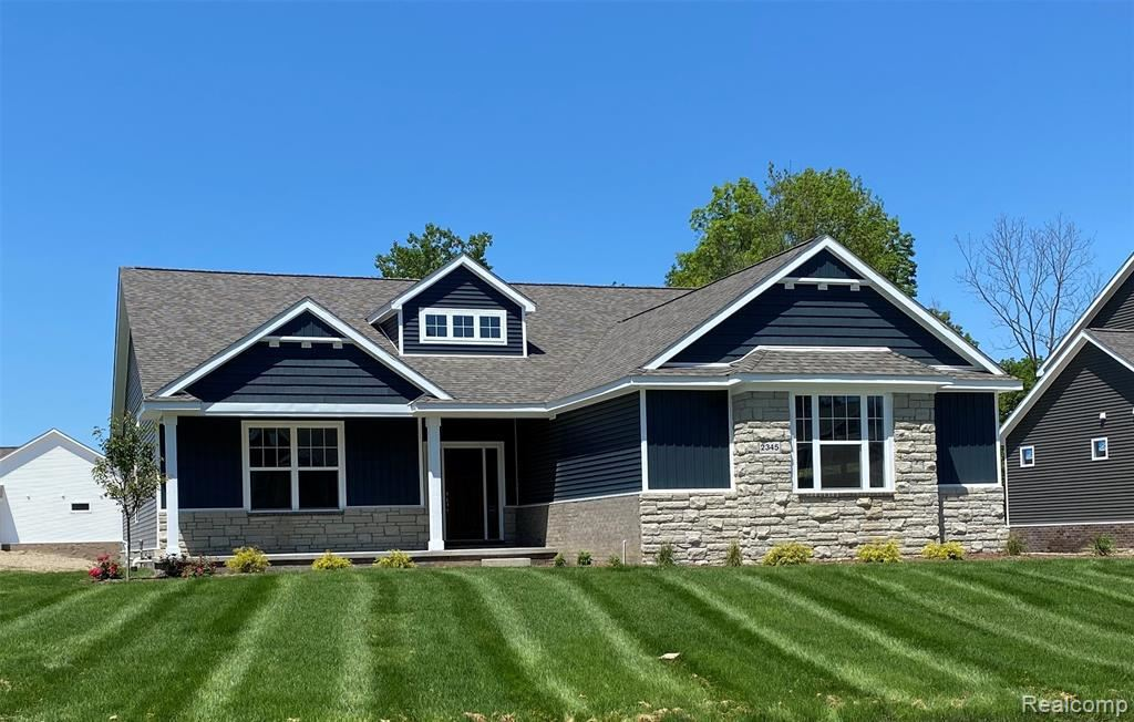 2345 TORREY PINE CT (HOMESITE 63), Howell, MI 48855- - #: 40051755