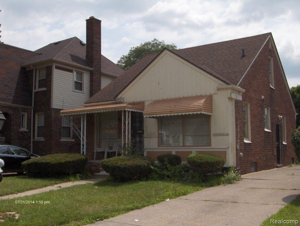 11046 KENMOOR ST, Detroit, MI 48205-3218 - #: 21603770