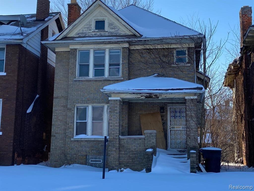 4883 SPOKANE ST, Detroit, MI 48204-3665 - #: 40146828