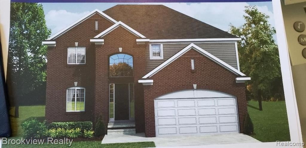 36071 ENGLISH CT, Sterling Heights, MI 48310- - #: 40079829