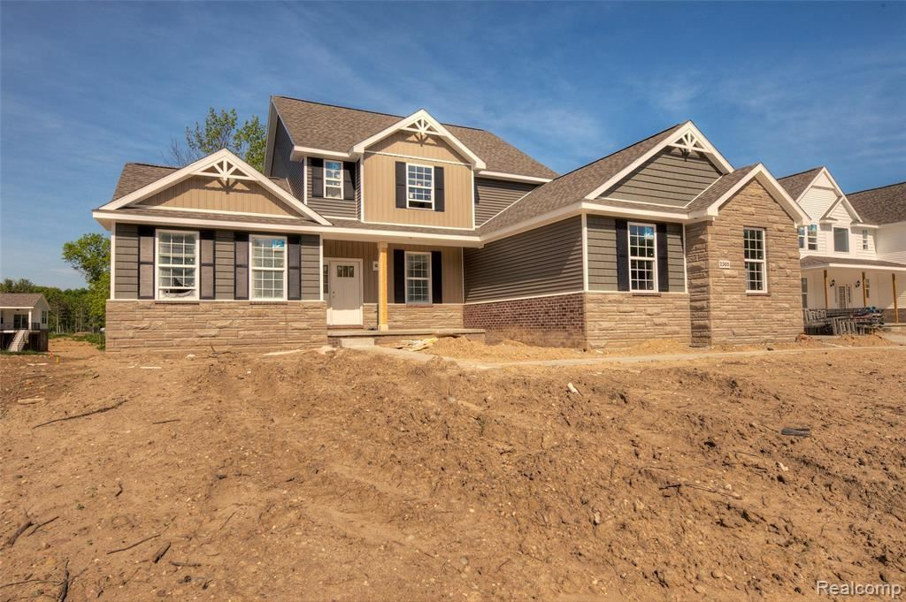 2365 TORREY PINE CT, Howell, MI 48855- - #: 40055941