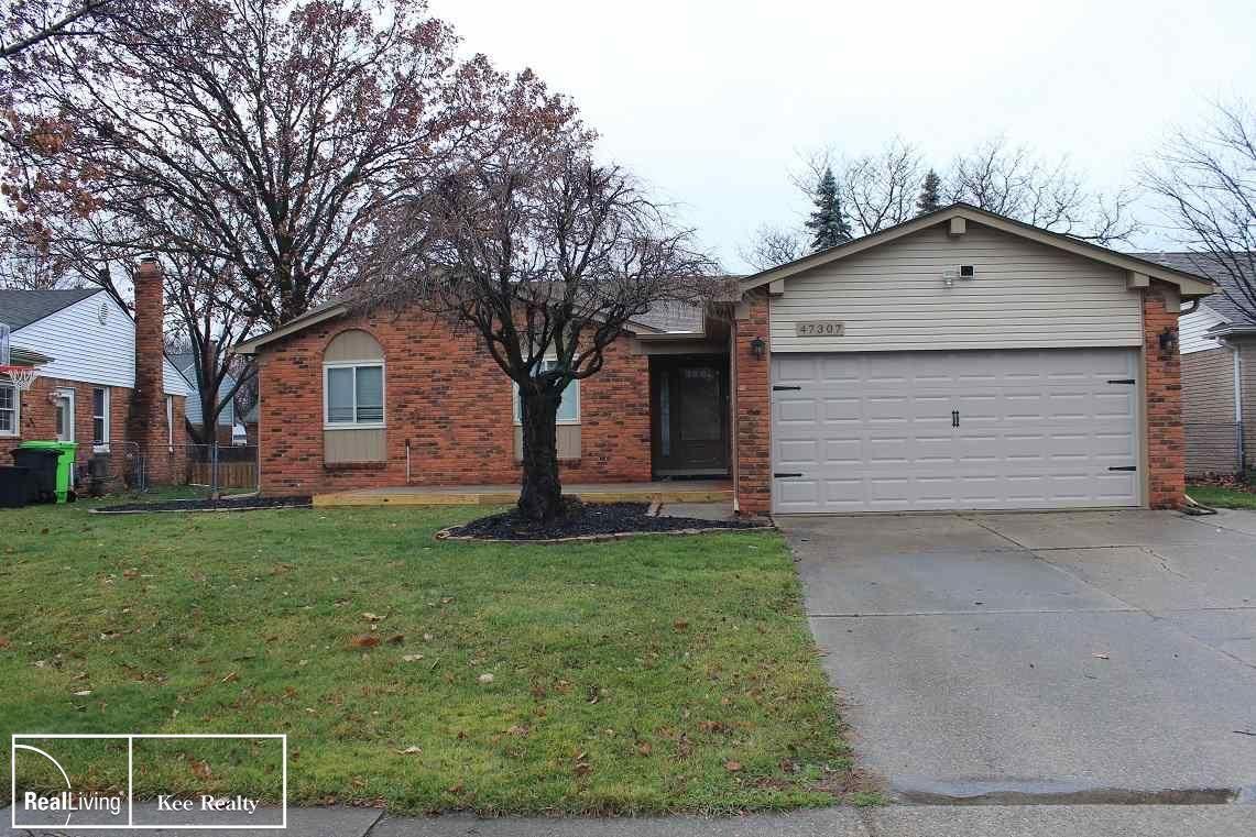 47307 Blueridge, Macomb Township, MI 48044 - #: 50013972