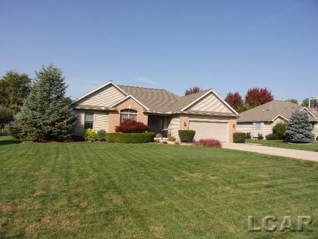 1348 Evergreen Trail, Adrian, MI 49221 - #: 50024982