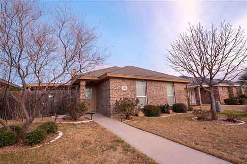 Photo of 4362 Rimrock Circle, San Angelo, TX 76904 (MLS # 100090)
