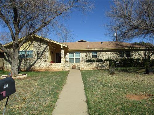 Photo of 4102 Nottingham Tr, San Angelo, TX 76904 (MLS # 100098)