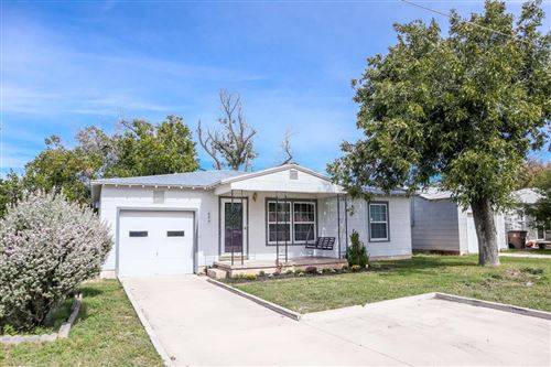 Photo of 604 Era St, San Angelo, TX 76905 (MLS # 106175)