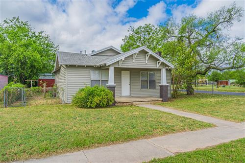 Photo of 703 E Ave D, San Angelo, TX 76905 (MLS # 101194)
