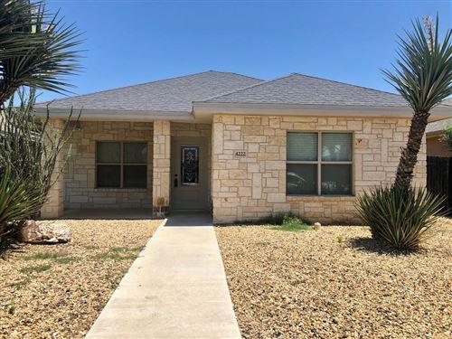 Photo of 4222 Lexington Place, San Angelo, TX 76904 (MLS # 101197)