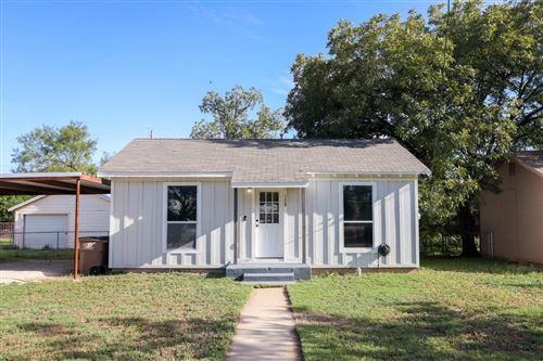 Photo of 128 Morris Ave, San Angelo, TX 76903 (MLS # 106201)