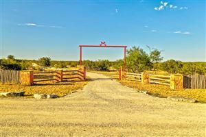 Photo of 2280 Bull Run Rd, Mertzon, TX 76941 (MLS # 99397)