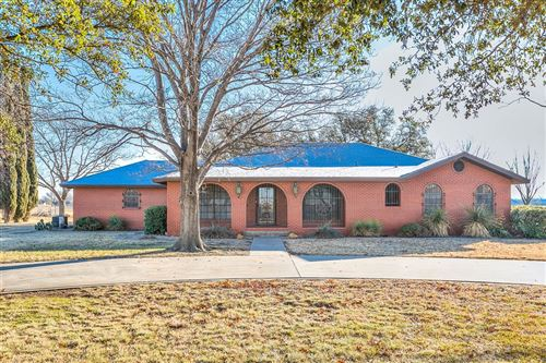 Photo of 1110 Holiman Lane, San Angelo, TX 76905 (MLS # 103441)