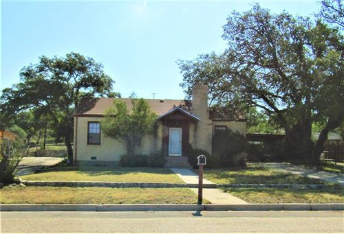 Photo of 1101 S Concho Ave, Sonora, TX 76950 (MLS # 105508)