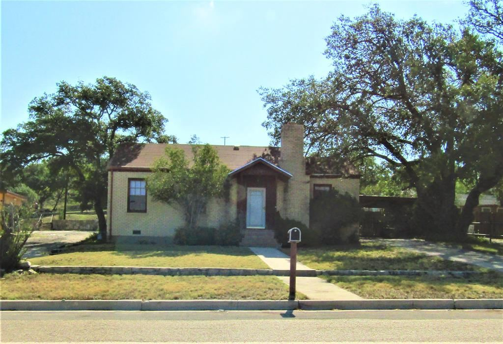 Photo for 1101 S Concho Ave, Sonora, TX 76950 (MLS # 105508)